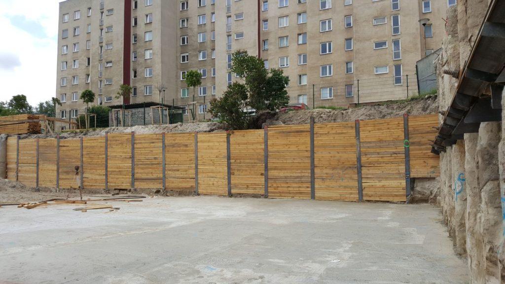 ścianka berlińska
